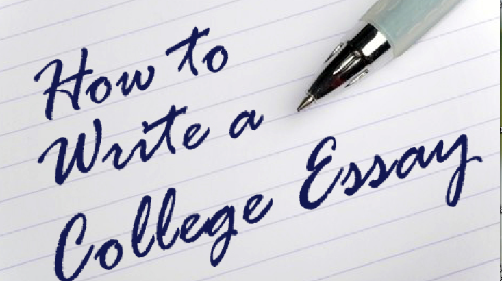 How to write a College Essay
